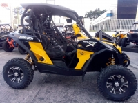 CAN-AM MAVERICK 1000cc 2015
